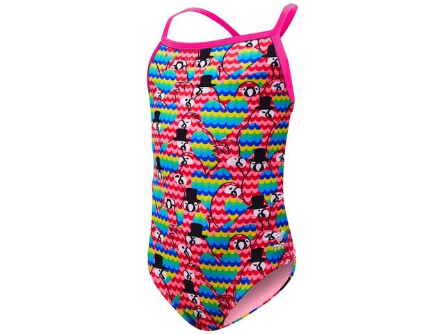 TYR Lovebird Diamondfit Bathing Suit Girls pink/multi